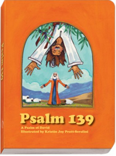 kids book psalm 139