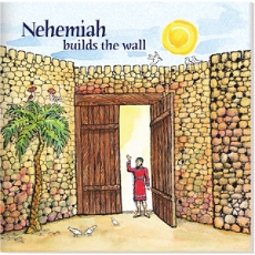 Nehemiah book for kids