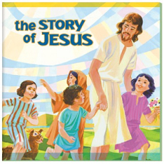 The Story of Jesus book for kids