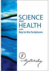 science and health - book on Christian healing