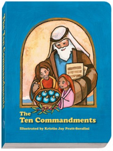 10 commandments book